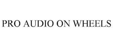 PRO AUDIO ON WHEELS