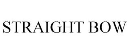 STRAIGHT BOW