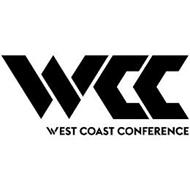 WCC WEST COAST CONFERENCE