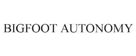 BIGFOOT AUTONOMY