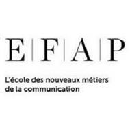 EFAP LÉCOLE DES NOUVEAUX MÉTIERS DE LA COMMUNICATION