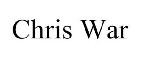 CHRIS WAR