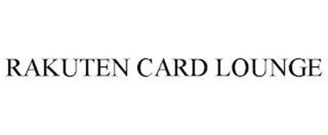 RAKUTEN CARD LOUNGE
