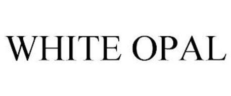 WHITE OPAL