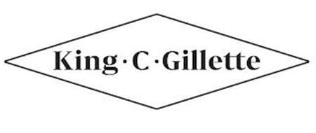 KING · C · GILLETTE