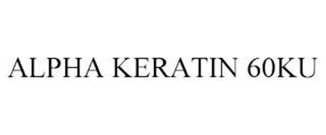 ALPHA KERATIN 60KU