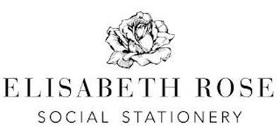 ELISABETH ROSE SOCIAL STATIONARY