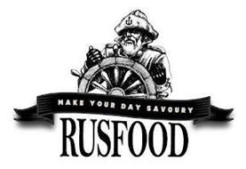 MAKE YOUR DAY SAVOURY RUSFOOD