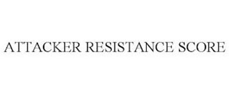 ATTACKER RESISTANCE SCORE