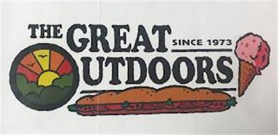 THE GREAT OUTDOORS SINCE 1973