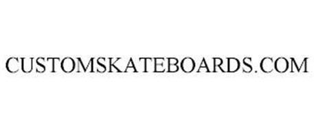 CUSTOMSKATEBOARDS.COM