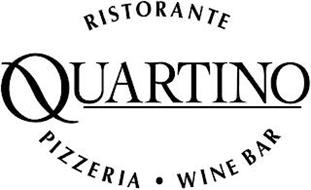 RISTORANTE QUARTINO PIZZERIA · WINE BAR