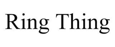 RING THING