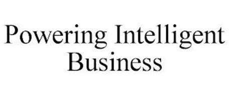 POWERING INTELLIGENT BUSINESS