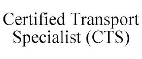 CERTIFIED TRANSPORT SPECIALIST (CTS)