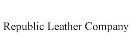 REPUBLIC LEATHER COMPANY