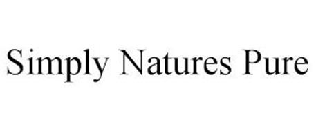SIMPLY NATURES PURE