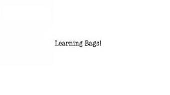 LEARNING BAGS!