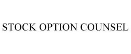 STOCK OPTION COUNSEL