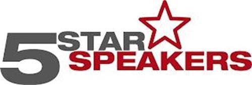 5 STAR SPEAKERS