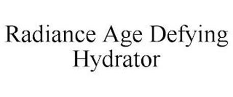 RADIANCE AGE DEFYING HYDRATOR