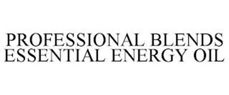 PROFESSIONAL BLENDS ESSENTIAL ENERGY OIL