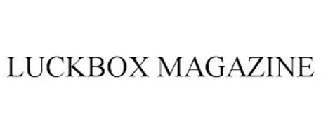 LUCKBOX MAGAZINE