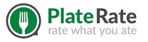 PLATERATE RATE WHAT YOU ATE