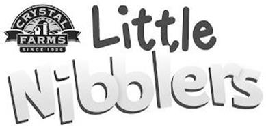 CRYSTAL FARMS SINCE 1926 LITTLE NIBBLERS