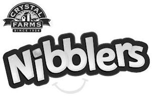 CRYSTAL FARMS SINCE 1926 NIBBLERS