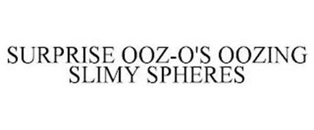 SURPRISE OOZ-O'S OOZING SLIMY SPHERES