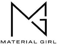 MG MATERIAL GIRL