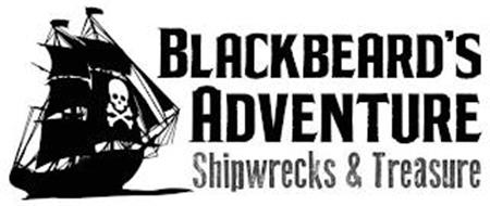 BLACKBEARD'S ADVENTURE SHIPWRECKS & TREASURE