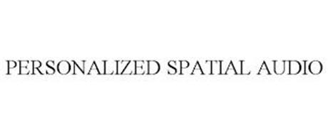 PERSONALIZED SPATIAL AUDIO