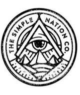 THE SIMPLE NATION CO. V IV III II X IX VII VII