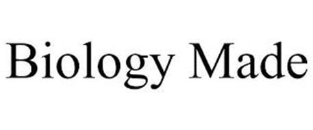 BIOLOGY MADE