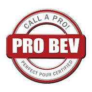 CALL A PRO! PRO BEV PERFECT POUR CERTIFIED