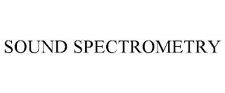 SOUND SPECTROMETRY