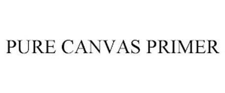 PURE CANVAS PRIMER