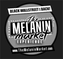 THE MELANIN MARKET EXPERIENCE BLACK WALLSTREET IS BACK! WWW.THEMELANINMARKET.COM