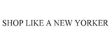 SHOP LIKE A NEW YORKER