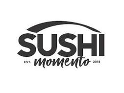 SUSHI MOMENTO EST. 2018