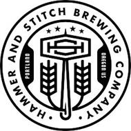 · HAMMER AND STITCH BREWING COMPANY · PORTLAND OREGON US HS