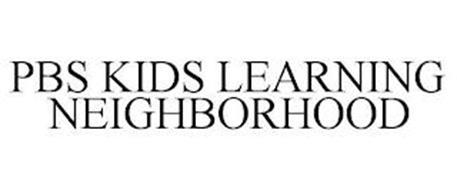 PBS KIDS LEARNING NEIGHBORHOOD
