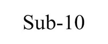 SUB-10
