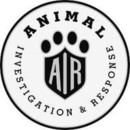 ANIMAL INVESTIGATION & RESPONSE AIR