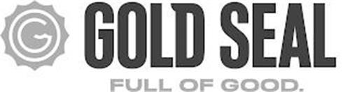 GOLD SEAL FULL OF GOOD. G