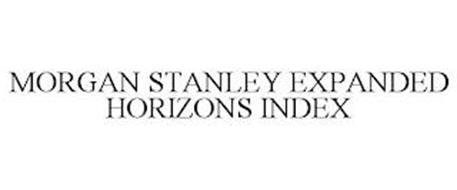 MORGAN STANLEY EXPANDED HORIZONS INDEX
