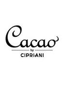 CACAO BY CIPRIANI