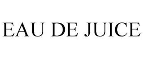 EAU DE JUICE